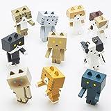 ニャンボー figure collection2(1BOX:10個入りセット) ノンスケールABS製 塗装済み可動フィギュア