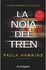 La noia del tren (Catalan Edition) Kindle Edition