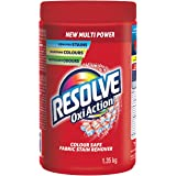 Resolve, Multi Power, Oxi-Action, Amazing Stain Remover, In-Wash Powder, All Colours, 1.35kg