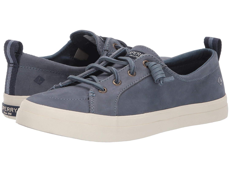 熱販売 [スペリートップサイダー] レディースウォーキングシューズカジュアルスニーカー靴 Leather Crest Vibe Washable Leather Crest [並行輸入品] B B07N8GL31X Slate Blue 25.5 cm B 25.5 cm B|Slate Blue, テシオチョウ:2920d514 --- a0267596.xsph.ru