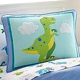 Wildkin Pillow Sham, 100% Cotton Pillow Sham, Bold