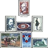 France 1571-1572,1573,1574,1575, 1576,1577 (complète.Edition.) 1967 timbres spéciaux (Timbres pour les collectionneurs)