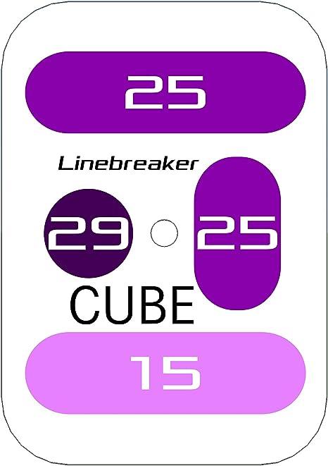 Target10a Linebreaker Cube - Aparato de entrenamiento para ...