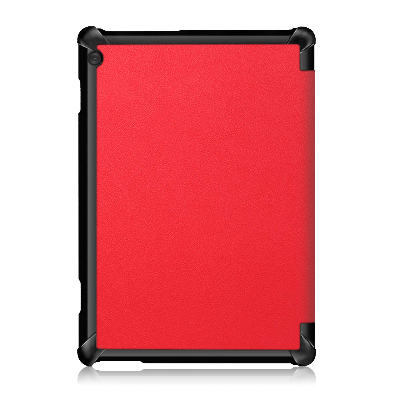 PU Pelle Folio Custodia Case Cover per Lenovo Tab 4 10 Plus TB-X704F TB-X704N Nero Kepuch Custer Lenovo Tab 4 10 Plus TB-X704F TB-X704N Custodia