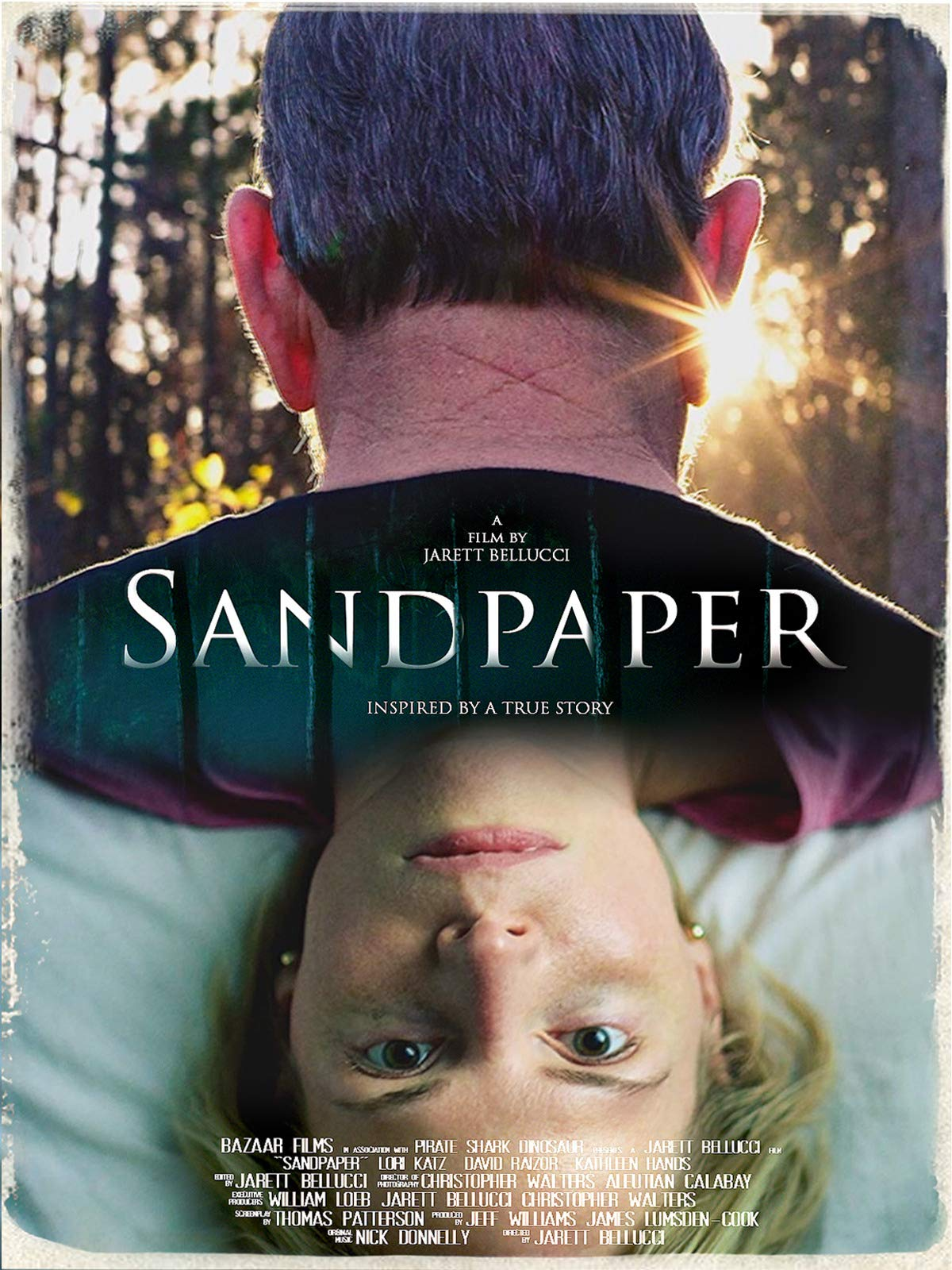 SANDPAPER on Amazon Prime Video UK