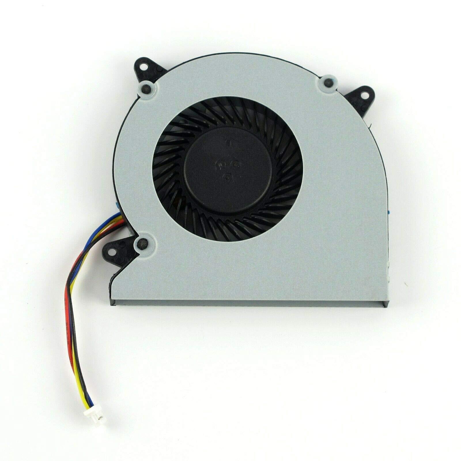 Cooler para Asus Ultrabook N550 N550J N550JA N550JK N550JV N550JV-DB71 N550JV-DB72T N550L N550LF N750 N750JK N750JV Q550