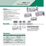 Fabco-Air FKHL-10D1 Wide Parallel Pneumatic