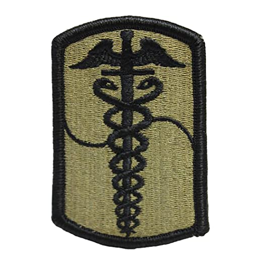 Image Unavailable Not Available For Color 65th Medical Brigade OCP Patch