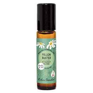 """Edens Garden Pollen Buster""""OK For Kids"""" Essential Oil Synergy Blend, 100% Pure Therapeutic Grade (Child Safe 2+, Pre-Diluted & Ready To Use- Allergies & Congestion), 10 ml Roll-On"""