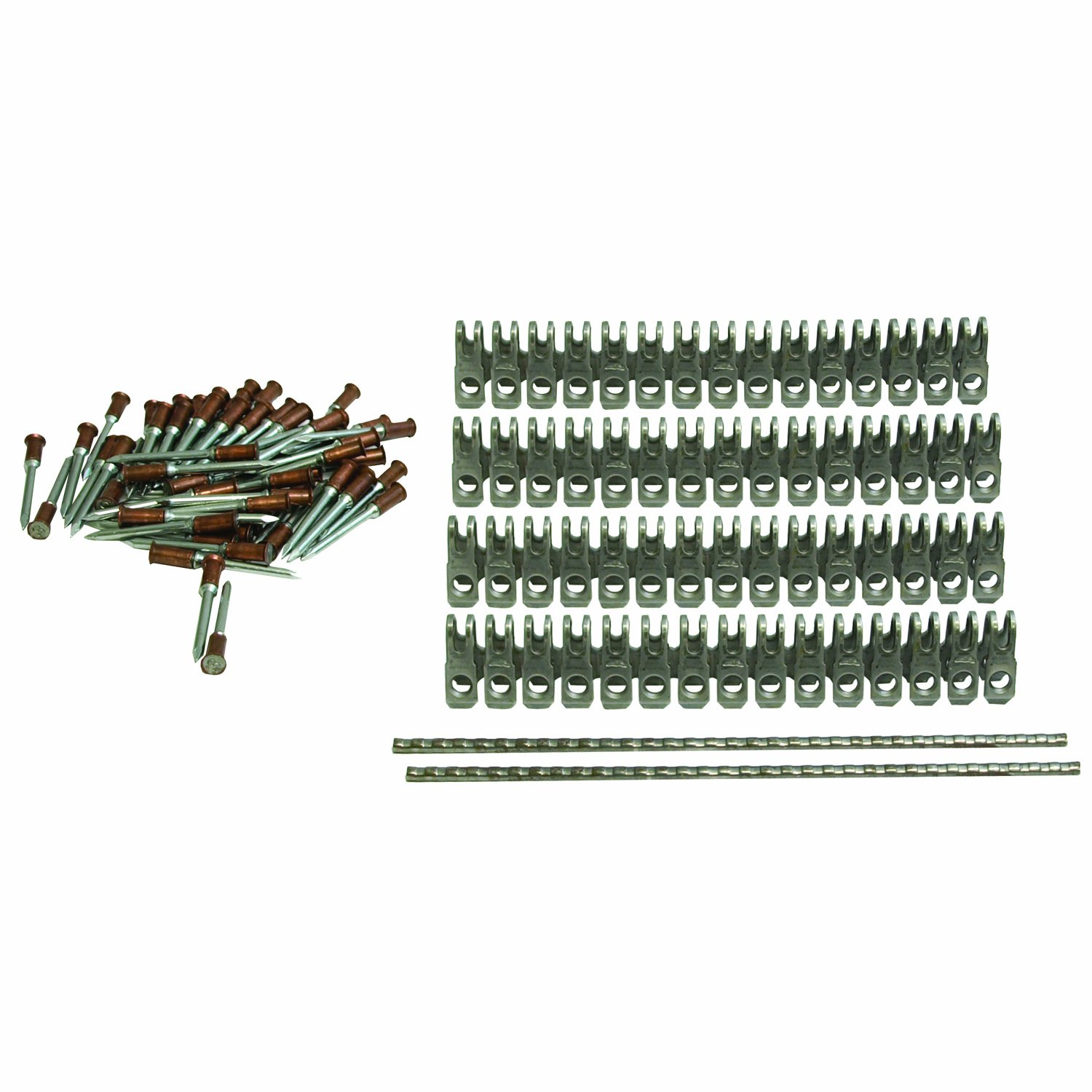 Apache 25085381 7'' Stainless Steel Alligator Rivet Fasteners with Pins (ARJ7/175)