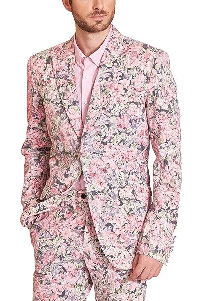 Hanayome - Traje - para hombre rosa rosa: Amazon.es: Ropa y ...