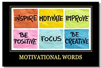 motivational office posters. 1x poster motivational self positive office quotes inspirational motto success teamwork focus responsibility i can big posters p
