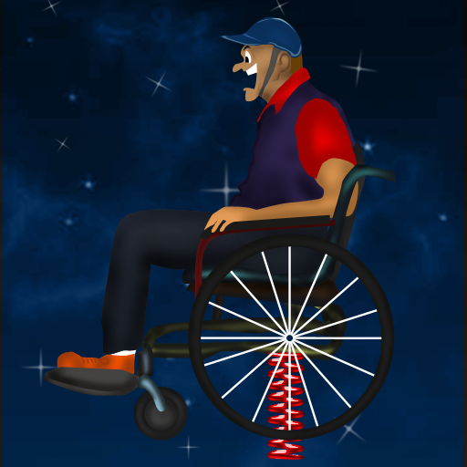Jetpack Wheelchair : The Andy Capable Story - Free Edition]()