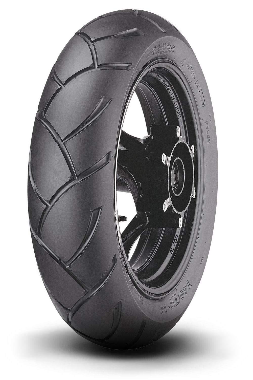 Kenda K764 Rear Scooter Tire - Tl 130/60-13 4Pr 53P 047641381B1