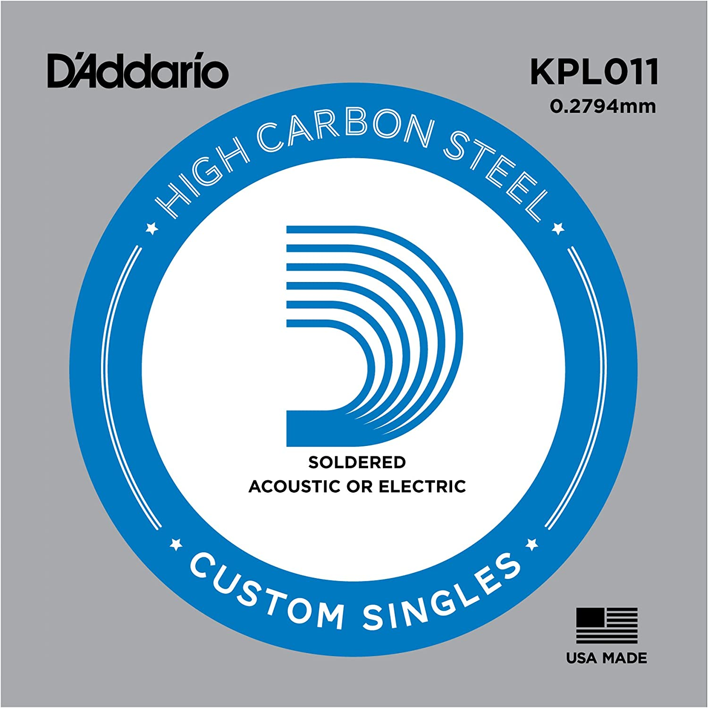 DAddario KPL008 Soldered Twist Reinforced Single String .008