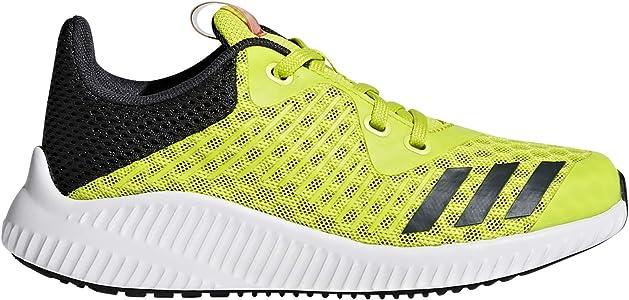 Adidas Fortarun Cool K, Zapatillas de Running Unisex niño, Amarillo (Amarillo/(Seamso/Carbon/Ftwbla) 000), 35.5 EU: Amazon.es: Zapatos y complementos