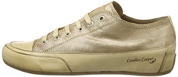 Candice Cooper rock.camoscio.met Damen Sneaker, Gold(oro), EU 39   Amazon.de  Schuhe   Handtaschen 12834b6efe