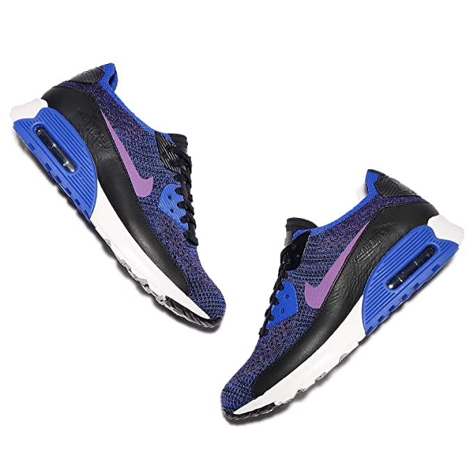 Nike Women's W Air Max 90 Ultra 2.0 FK PNCL, RACER BLUE