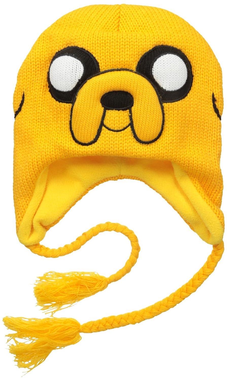 6512f727bdc Adventure Time Hat Jake Laplander Beanie  Amazon.co.uk  Toys   Games