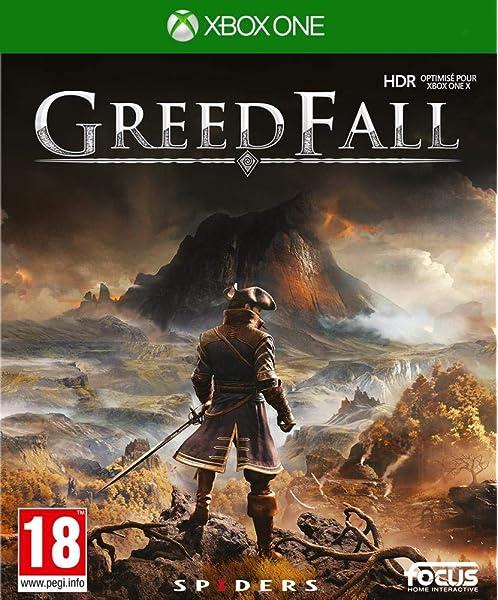 GreedFall - Xbox One [Importación francesa]: Amazon.es: Videojuegos