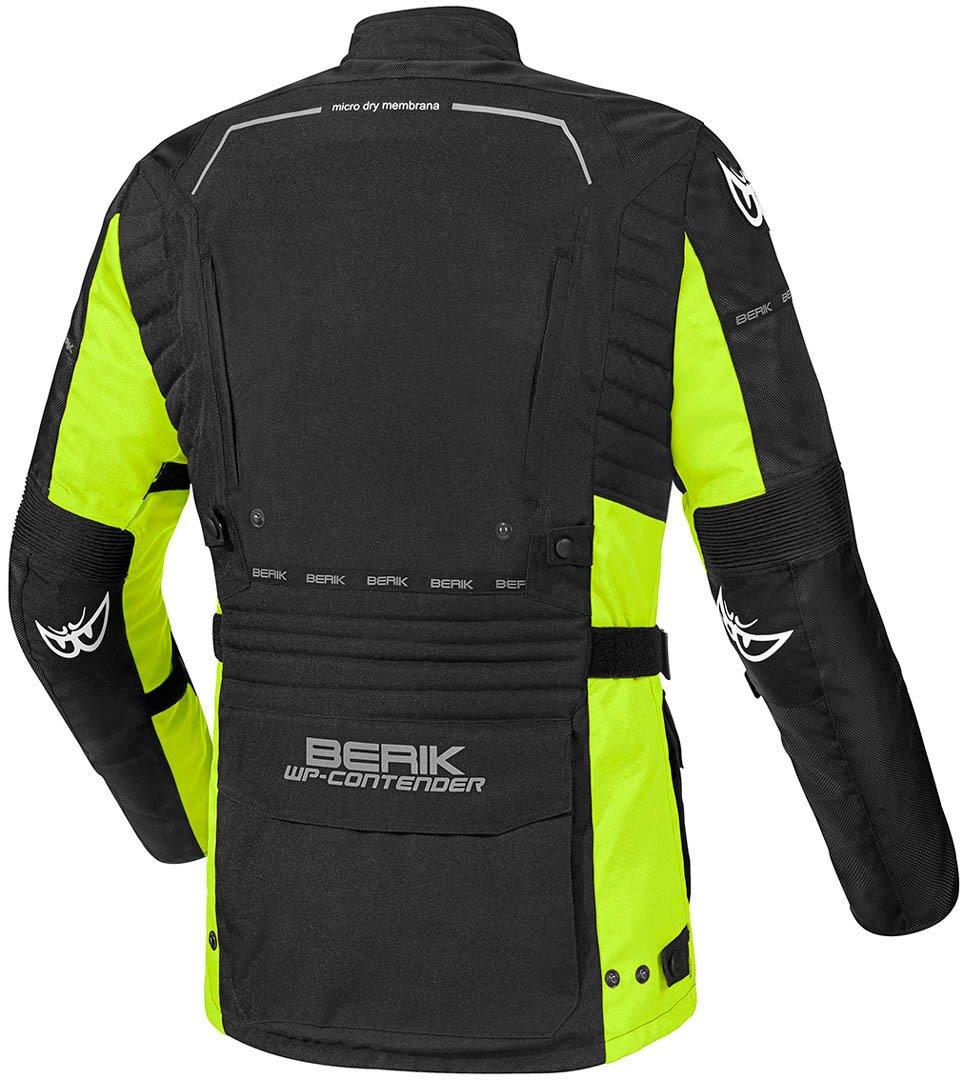Berik Torino giacca da moto in tessuto impermeabile