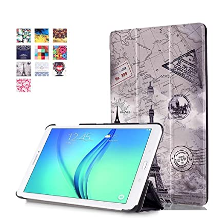 new style 40625 36cb8 Samsung Galaxy Tab E 9.6 Cover,Samsung 9.6 Case,Samsung T560 Book  Case,Galaxy T561 Flip Cover,Samsung Galaxy Tab E 9.6 inch Case,PU Leather  Outer ...