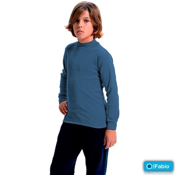 FABIO - Camiseta Carnaval Infantil niñas Color: Azul BRUMA 474 Talla: 2