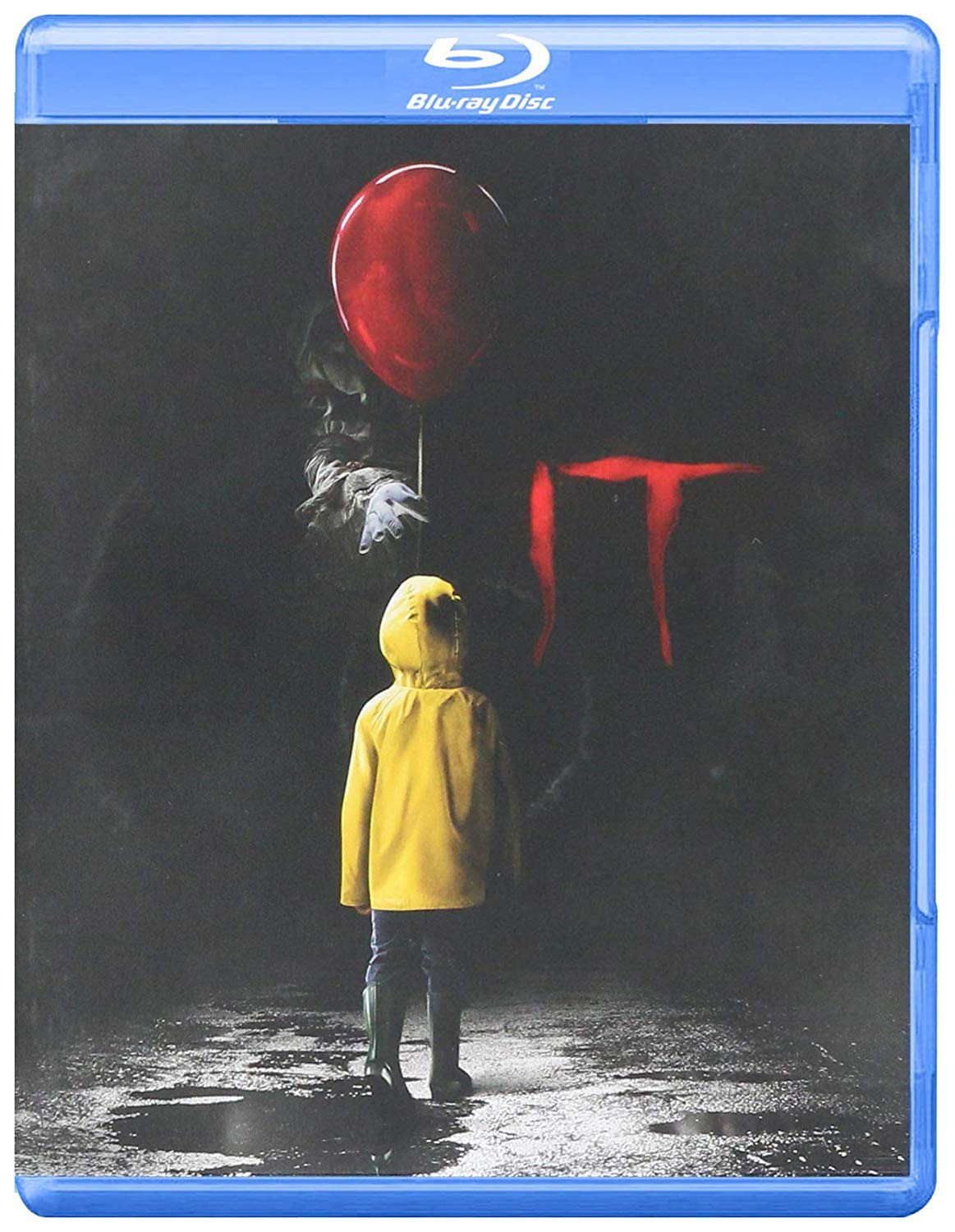Amazon.com: It (Blu-ray): Chase Palmer, Cary Fukunaga, Cary ...