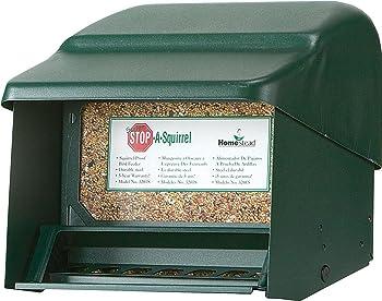 6 - Homestead Super Stop-A-Squirrel Bird Feeder