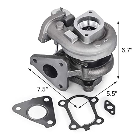 Amazon.com: Happybuy Turbo GT1752 GT17 For Nissan Patrol GU RD28Ti 2.8L Turbo 14411-VB300 14411-VB301 Turbocharger: Automotive