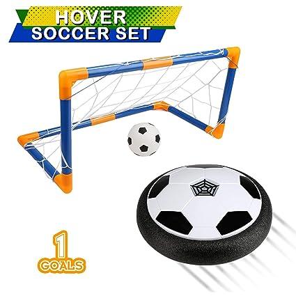 Air Hockey Hover Palla Calcio Disco Palla Gioco Di Calcio Giocattolo
