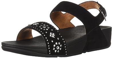 4626c08c0b32 FitFlop Women s LULU Aztek Stud Back-Strap Sandals