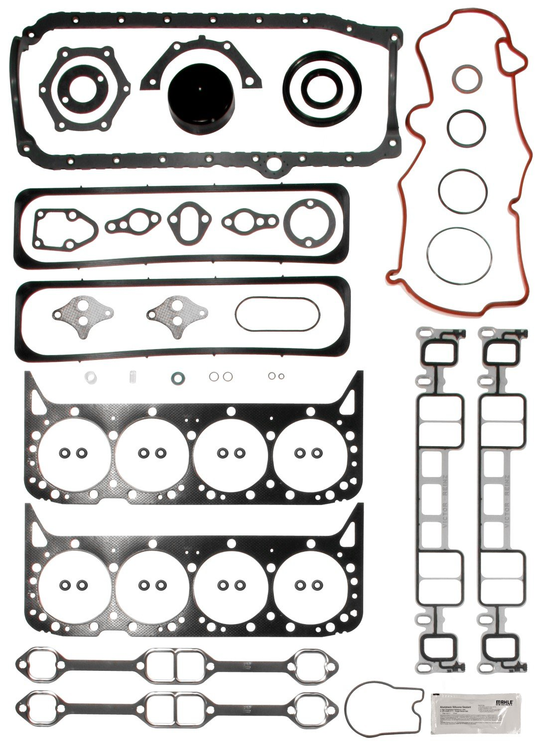 MAHLE Original 95-3488 Engine Kit Gasket Set