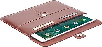 "StilGut Sleeve Case per iPad Pro 10.5"" 2017, custodia a tasca, cognac"