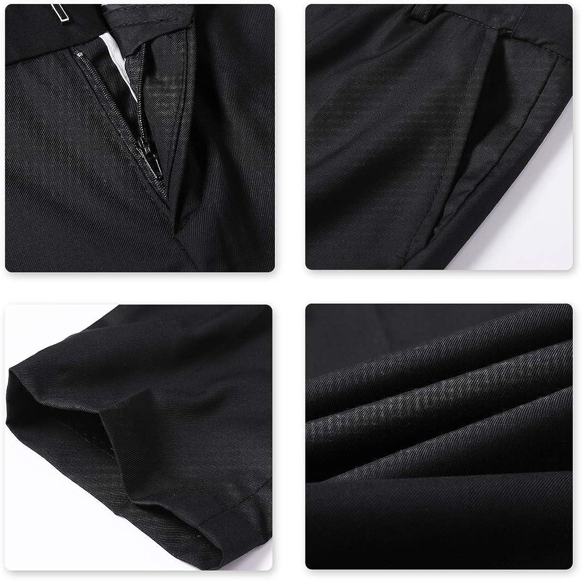 Boys Tuxedo Suit Shiny Fashion Dress 2 Pieces Blazer Pants Sequin Formal