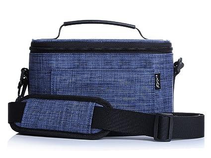 33a06fcdd51e FYY 100% Handmade Premium Waterproof Canvas Case Bag for Samsung Gear VR