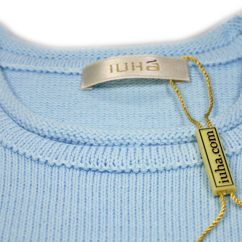 IUHA Cute Rabbit Decoration Sweater Vests Girls Cotton by IUHA (Image #3)