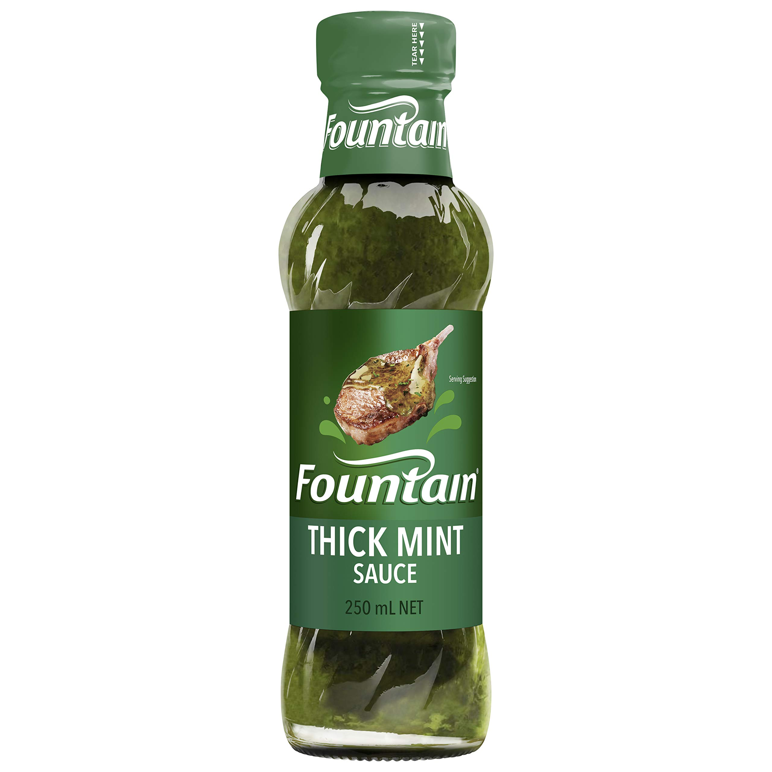 Fountain Thick Mint Sauce 250ml.
