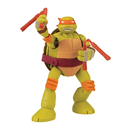 Amazon.com: teenage mutant ninja turtles Mutations mascota ...