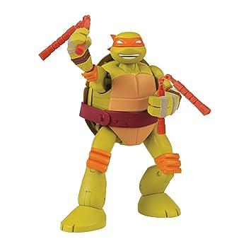 Teenage Mutant Ninja Turtles Deluxe Pet Turtle to Ninja ...