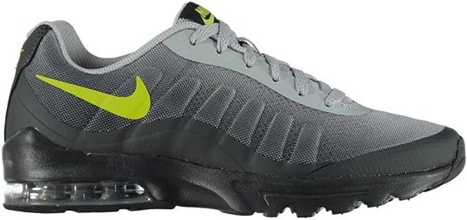 Nike Air Max Invigor Print Scarpe da corsa da uomo, grigio