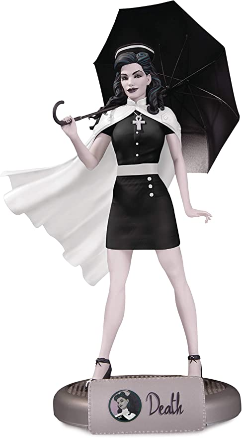 DC Collectibles Bombshells: Death Statue