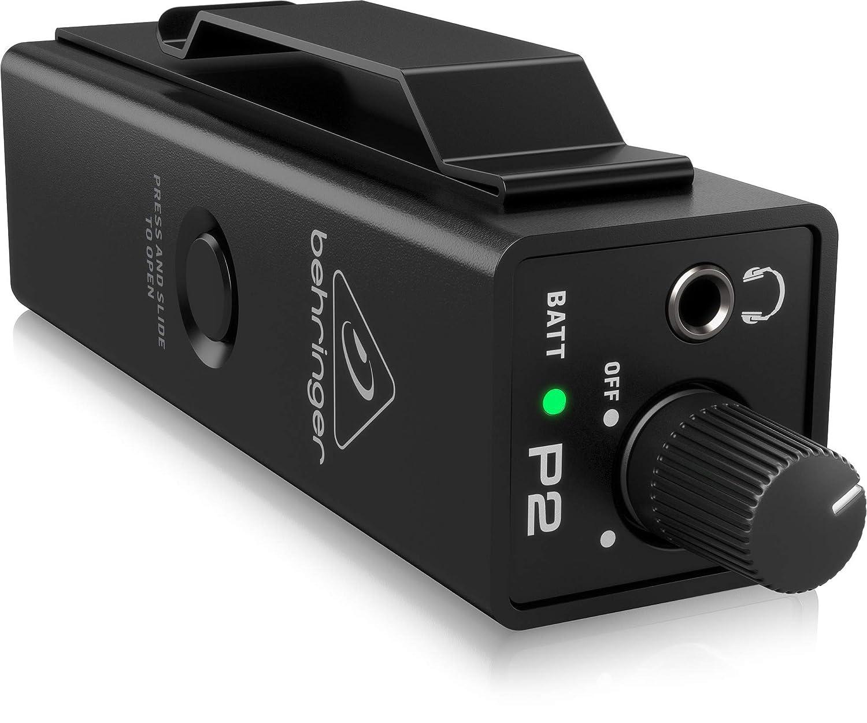 Behringer POWERPLAY 2 P2 - Amplificador de auriculares
