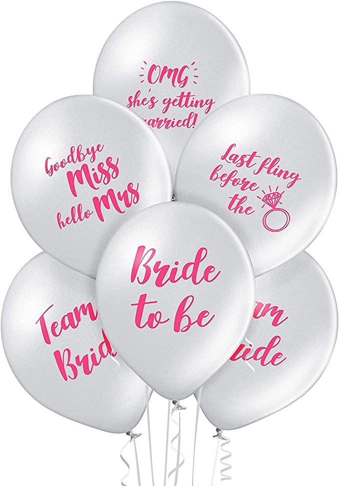 Pearl Lime Green Balloons Bachelorette Party Balloons Party Decorations Metallic Balloons Bridal Shower Ideas Bachelorette Balloons
