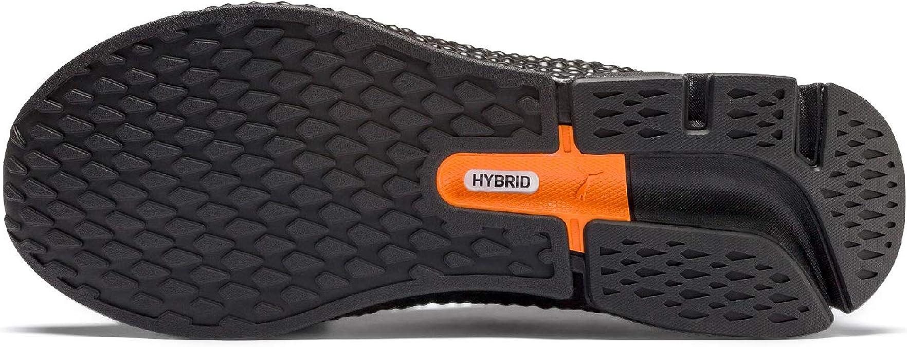 Puma Hybrid Netfit Astro - Zapatillas de correr para hombre Gibraltar Sea, color negro, talla 40: Amazon.es: Zapatos y complementos