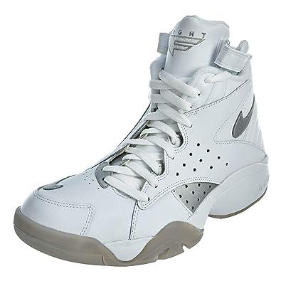 Nike Air Maestro Ii Ltd Mens Ah8511-102 Size 6 White Metallic Silver 0f4e32a50