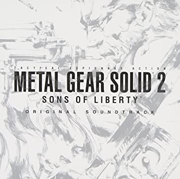 mgs2 soundtrack