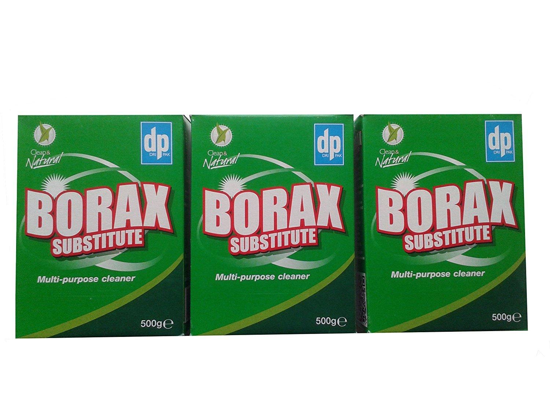Dripak Borax substitute 500g Pack of 3 - 002116 x 3 - packaging may vary Dri pak