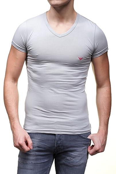 Camisetas Armani Blanco Ropa interior - 5A717_110810_ICE_717 - XL