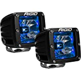 Rigid Industries 20201 Blue Backlight, Pair (Radiance LED Pod)